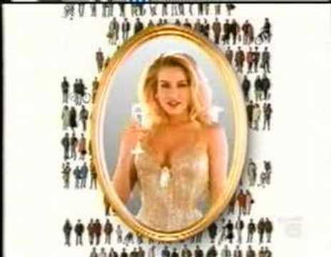 Valeria Marini 3D 1994 tv commercials