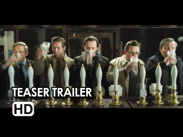 The World's End Teaser Trailer (2013) - Eddie Marsan, Martin Freeman, Nick Frost Movie HD
