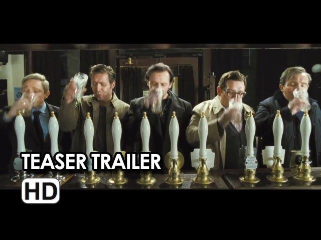 The World's End Teaser Trailer (2013) - Eddie Marsan, Martin Freeman, Nick Frost Movie HD