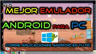 El MEJOR EMULADOR de Android para PC | Windows 7, 8 y 10 | NOX ft Alexander Villegas