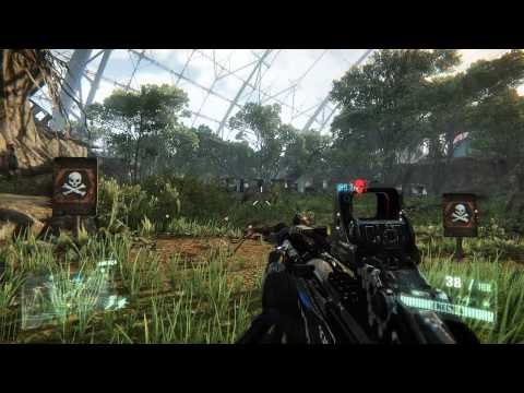 CRYSIS 2 e 3 na Placa de Vídeo XFX AMD RADEON HD 6570 DDR3 - Vídeo Teste