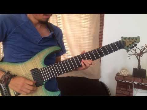Asphyxia-Cö Shu Nie [Guitar Cover]