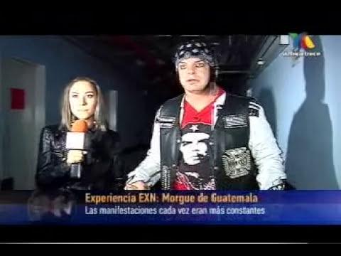 EXN morgue de guatemala