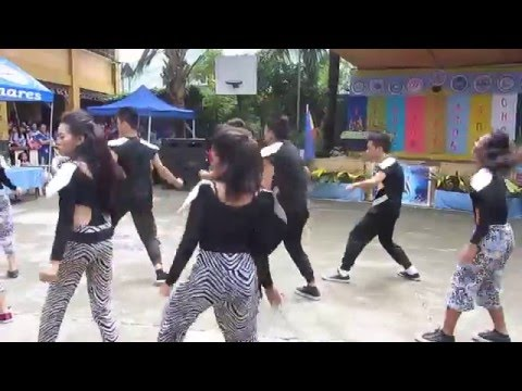 Saint Agnes School of Teresa - High School students dance number