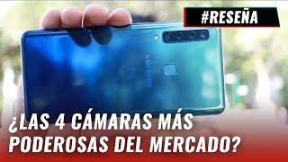 Samsung Galaxy A9 2018 -  análisis en español