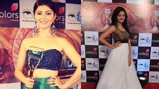 Glimpses Of Telly Stars From A Recent Award Function | #TellyTopUp
