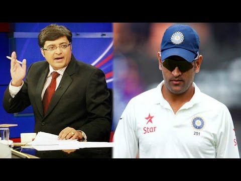 The Newshour Debate: MS Dhoni Mystery Retirement Stuns India - Full Debate (30th Dec 2014)