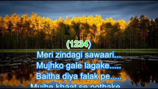 download lagu Tere Jaisa Yaar Kahan Karaoke  Scrolling  - gratis