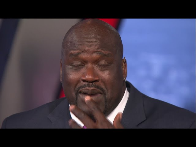 Shaq Chip Challenge | Inside the NBA | NBA on TNT