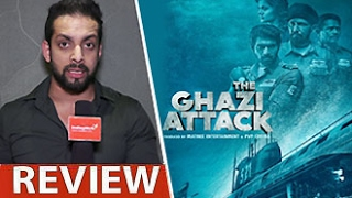The Ghazi Attack Review by Salil Acharya | Rana Daggubati, Taapsee Pannu | Full Movie Rating