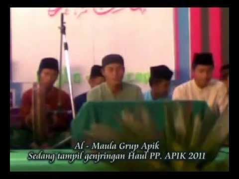 02. Pondok Pesantren Apik  Kesugihan Cilacap 2011 ( Suasana Haul Pp.apik 2011 ) Anal Faqiru video