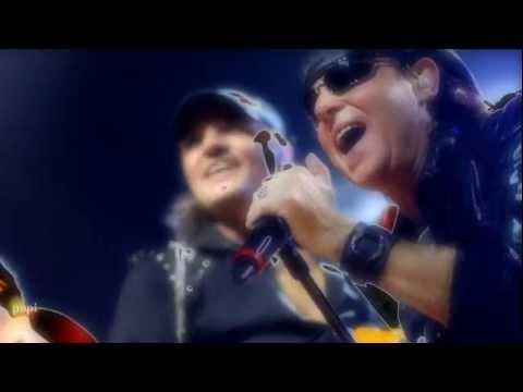 Scorpions - Send me an angel.  Scorpions