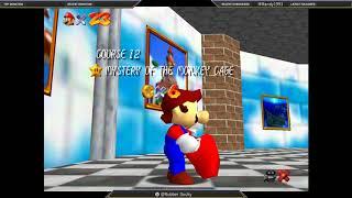 Super Mario 64 120 star PART 12