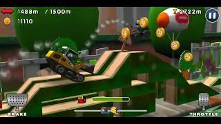 Permainan Anak Balapan Mobil - Rekor Baru  - Mini Racing Gameplay 3