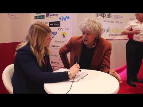 Sir Bob Geldof at Bett 2014