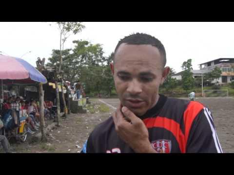Especial Antonio Valencia - El niño de Sucumbíos