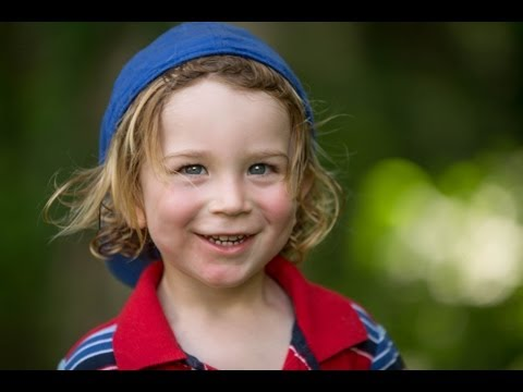 How to Photograph Kids, Babies, Children: A Portrait Tutorial
