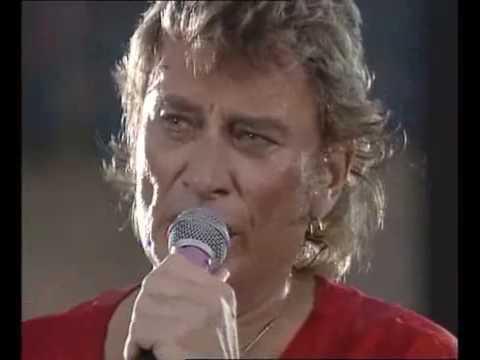 Johnny Hallyday - Je Serai Là