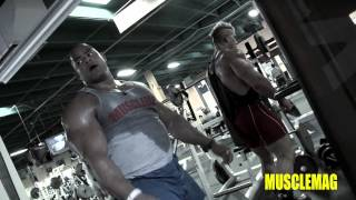 Manuel Romero - Shoulders & Triceps