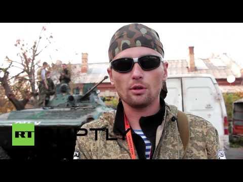 Ukraine: Listen to DPR fighter's serious message for Poroshenko