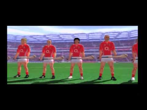 Gaelic Games - Hurling (PS2)(Intro)