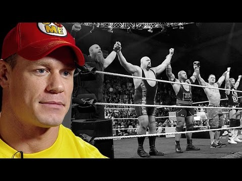 John Cena On What's At Stake At Survivor Series video