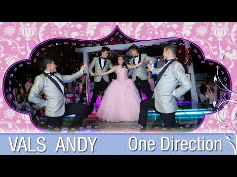 VALS XV one direction  They Don't Know About Us  [[[ ANDY] ]]]