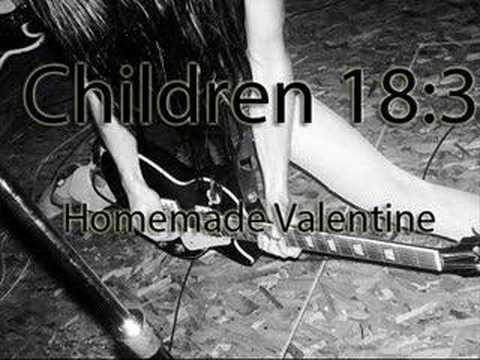 Children 18 3 - Homemade Valentine
