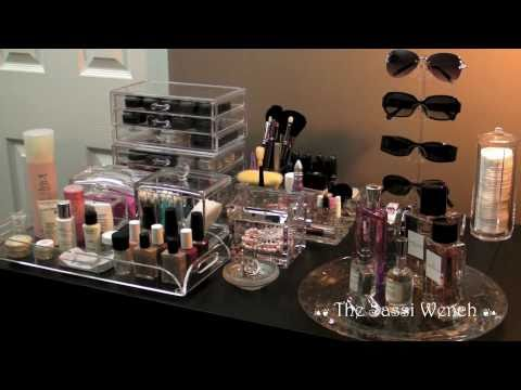❧❦ Makeup and Accessory Storage Ideas ❦❧