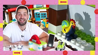 Shadow Light Box with LEGO DUPLO ! Creative Activities Ideas & DIY for Kids Rooms