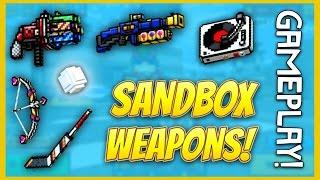 Pixel Gun 3D - Sandbox Weapon Gameplay!