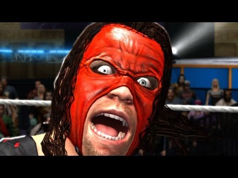 WWE 13 | Glitches, Bloopers and Silly Stuff 3 - YouTube Never Go Full Retard