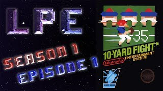 Let's Play Everything | S01 NES | E01 10-Yard Fight