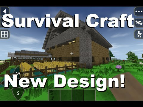 Survival craft new weapon