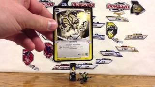 Wave 3 Monsuno Toy Opening - #29 Skysite S.T.O.R.M.