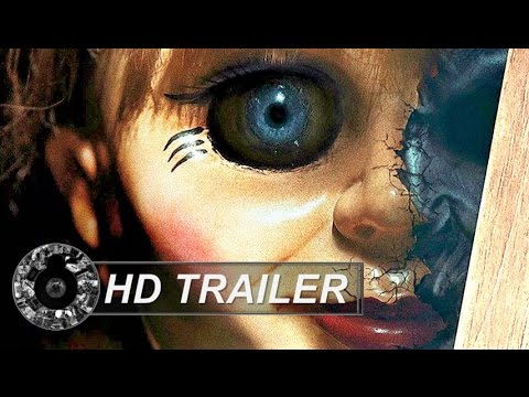 ANNABELLE 2: A CRIAÇÃO DO MAL | Trailer (2017) Legendado HD streaming vf