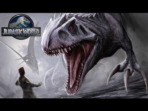 Jurassic World 2 Indominus Rex Discussion (SPOILERS)