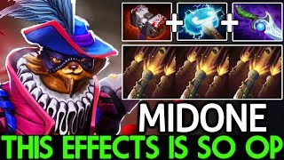 Midone [Pangolier] This Effects is so OP Pro Skill 7.21 Dota 2