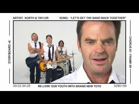 Kurth&Taylor Let's Get The Band Back Together - Short Form