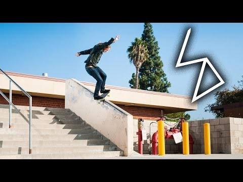 "Riley Hawk's ""Shep Dawgs Vol.4"" Part"