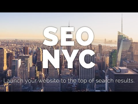 SEO NYC - Search Engine Optimization Services for New York City