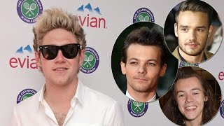 One Direction Reacts To Niall Horan