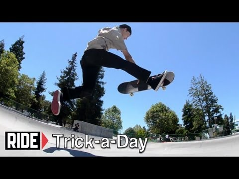 How-To Boneless With Ben Raemers - Trick-a-Day