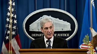 Robert Mueller press conference on Russia investigation
