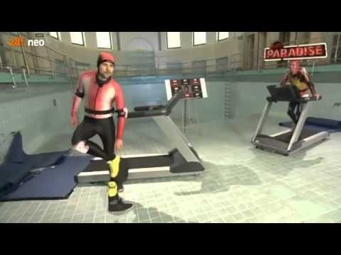 Joko gegen Klaas Bis einer Heult - Laufband Teil 2