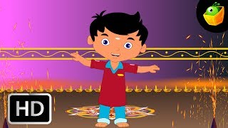Deepavali - Chellame Chellam - Cartoon/Animated Tamil Rhymes For Chutties