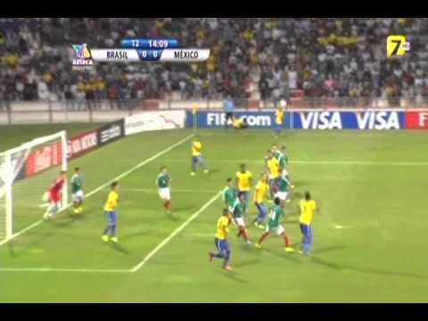 México Vs. Brasil || Mundial SUB-17 Cuartos de Final 1/Noviembre/2013 [Partido Completo]