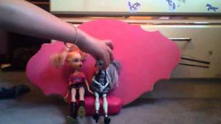 Bully - Bullying is not ok (barbies based on the movie cyer bully