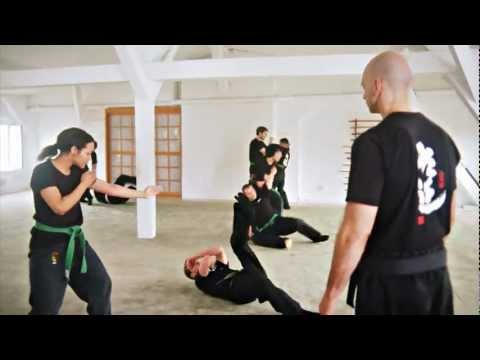 WARRIOR'S EYES - Ninjutsu by Tendo Dojo Berlin Image 1