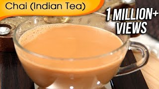 Chai - Indian Tea - Hot Beverage Recipe by Ruchi Bharani [HD]